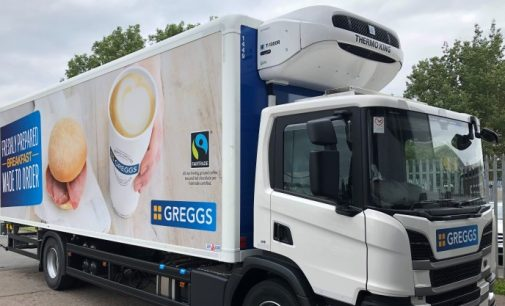 Thermo King Truck Hybrid Refrigeration Units Hit the Roads