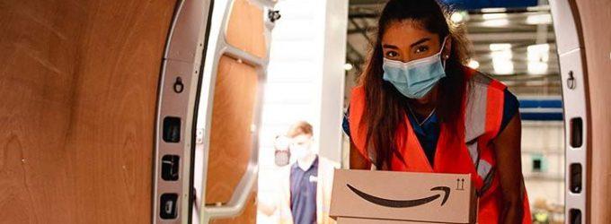 Amazon to Create 10,000 New Permanent Jobs Across the UK in 2020