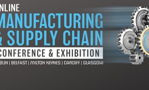 Manufacturing & Supply Chain Ireland Online Conference & Exhibition – September 30th 2020, 10am–4pm BST