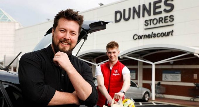 Buymie and Dunnes Stores partner to launch same-day online grocery service