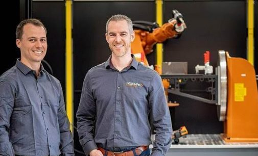 DesignPro Automation leads with Ireland's first Robotic Welding Course