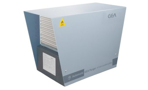 GEA Purger ready for Propane use