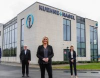 Kuehne+Nagel Ireland invest in a dedicated Dublin-based facility for global partnership with West Pharmaceuticals