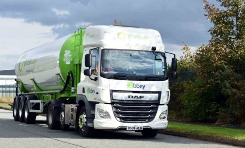 Abbey Logistics Group renews long-term parnership