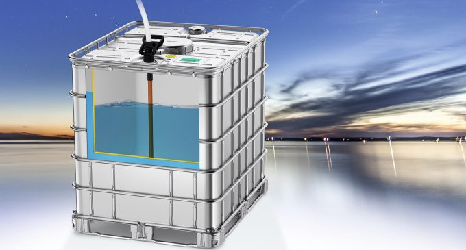 "World premiere: Schütz IBC receives the ""FM approved"" seal"