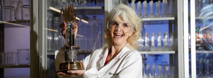 Nicola Mitchell of Life Scientific named 2020 EY Entrepreneur Of The Year