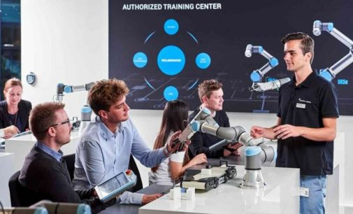 Applied Automation opens Universal Robots' first Authorised Training Centre in Wales
