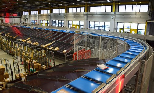 BOWE SYSTEC UK awarded Royal Mail parcel sortation contract