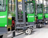 Datapac enables Combilift to reach for the cloud with new digital solution