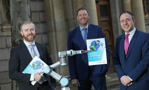 Irish food and agribusinesses turn to automation to help solve manufacturing challenges, mitigate the impact of COVID-19 and get ready for Brexit