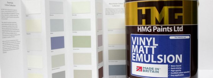 HMG Paints gains Made in Britain Accreditation