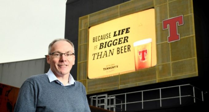 Tennent's to remove 100m+ plastic rings from packaging in shift from plastic to card