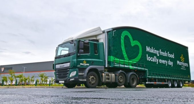 Morrisons orders 150 of Tiger Trailers' fresh solutions with versatility and efficiency at the heart