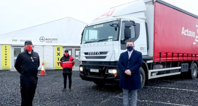 Actavo selected to support delivery of Covid-19 testing facilities