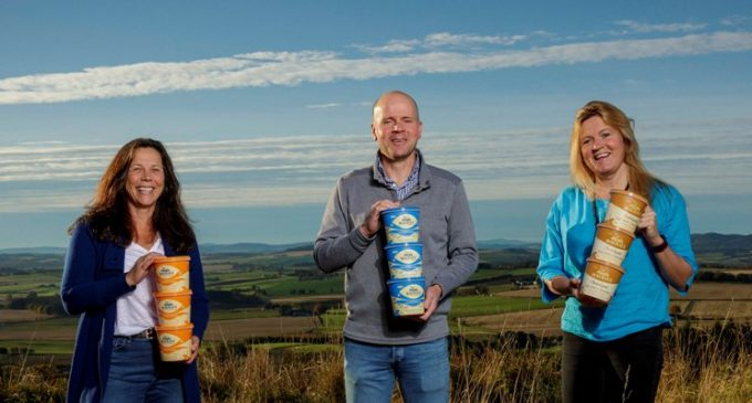 Mackie's of Scotland invests in the future after recording a strong year