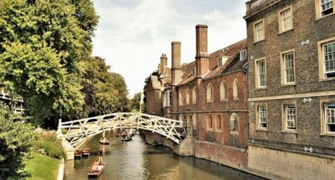 Oxford-Cambridge arc to be UK's answer to the Silicon Valley