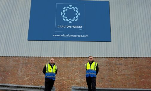 3PL provider secures two new sites