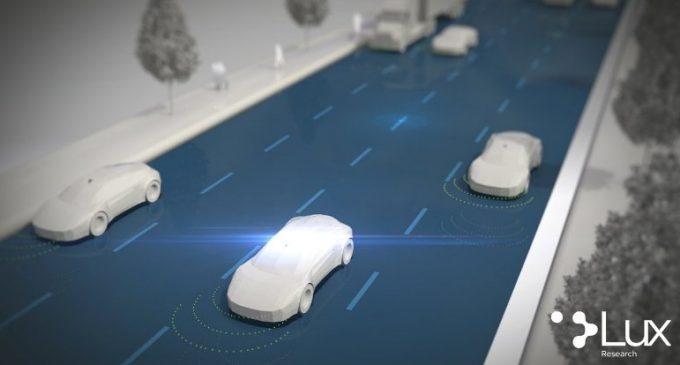 Autonomous Vehicle market to be a  $50 billion opportunity by 2040
