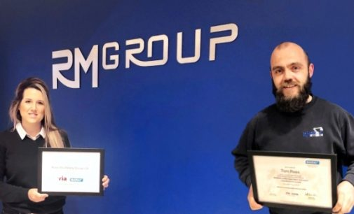 RMGroup first in the UK to be robot integrator certified