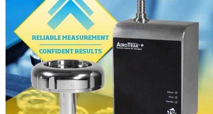TSI INTRODUCES NEW AEROTRAK+ REMOTE ACTIVE AIR SAMPLER