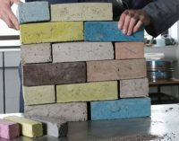 Two million revolutionary bricks go into annual production