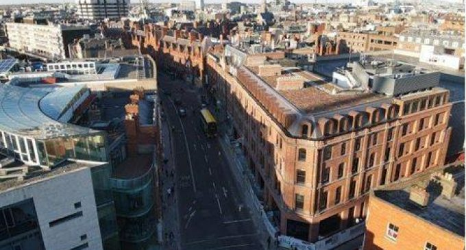 Premier Inn presses on in Dublin with three pipeline hotels under construction