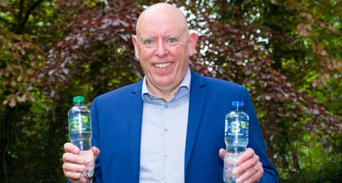 Ballygowan Mineral Water bottles move to 100% recycled plastic