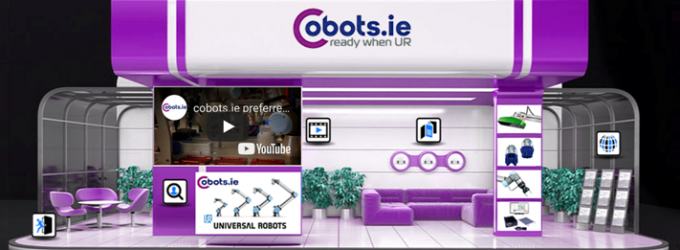 Manufacturing & Supply Chain 365 Online Exhibition – Exhibitor Focus – Cobots.ie