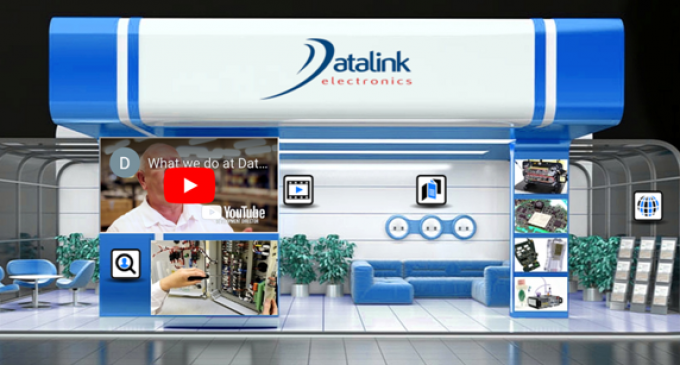 Manufacturing & Supply Chain 365 Online Exhibition – Exhibitor Focus – Datalink Electronics