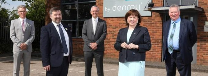 130 jobs and £19 million PPE contract for Bangor firm, Denroy