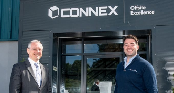 Connex to create 50 jobs in Newry in £4.6 million investment