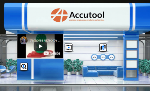 Manufacturing & Supply Chain 365 Online Exhibition – Exhibitor Focus – Accutool