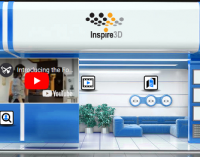Manufacturing & Supply Chain 365 Online Exhibition – Exhibitor Focus – Inspire 3D