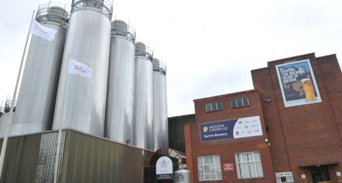 Molson Coors investing £25 million in UK facilities