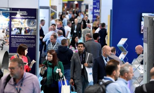 Countdown to first UK live event for the processing and packaging industry