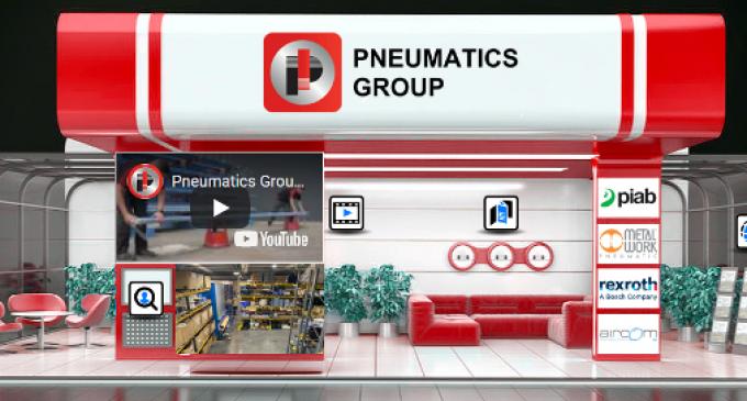 Manufacturing & Supply Chain 365 Online Exhibition – Exhibitor Focus – Pneumatics Group