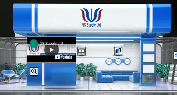 Manufacturing & Supply Chain 365 Online Exhibition – Exhibitor Focus – 5S Supply Ltd