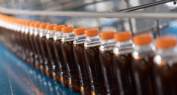 Robinsons ready to drink, Lipton Ice Tea and drench move to 100% recycled plastic bottles following Britvic's £5 million investment support in Esterform Packaging Ltd