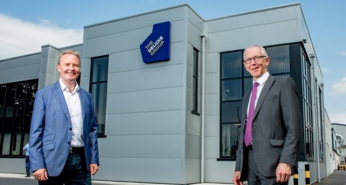 The Deluxe Group creates 30 jobs in Portadown following multi-million pound global success