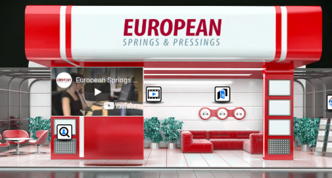 Manufacturing & Supply Chain 365 Online Exhibition – Exhibitor Focus – European Springs and Pressings Ltd