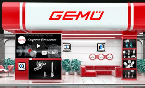 Manufacturing & Supply Chain 365 Online Exhibition – Exhibitor Focus – GEMÜ Group