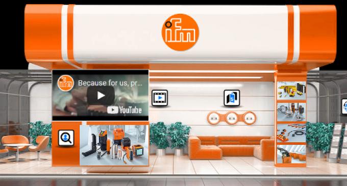 Manufacturing & Supply Chain 365 Online Exhibition – Exhibitor Focus – ifm electronic Ireland Ltd
