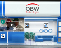 Manufacturing & Supply Chain 365 Online Exhibition – Exhibitor Focus – OBW Technologies