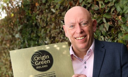 Britvic Ireland awarded Origin Green Gold Membership for 2021