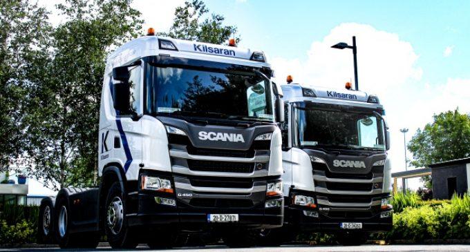 Kilsaran benefiting from MotionMetrics fleet management solution