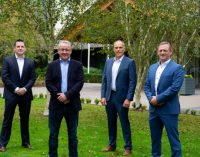 Senior team appointments at Kirby Group Engineering