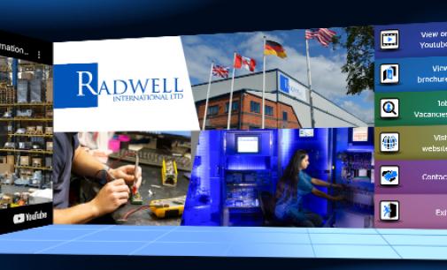 Manufacturing & Supply Chain 365 Online Exhibition – Exhibitor Focus – Radwell International