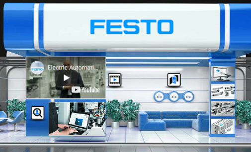 Manufacturing & Supply Chain 365 Online Exhibition – Exhibitor Focus – Festo
